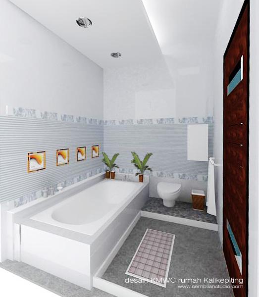 area kmwc11 desain minimalis kamar mandi