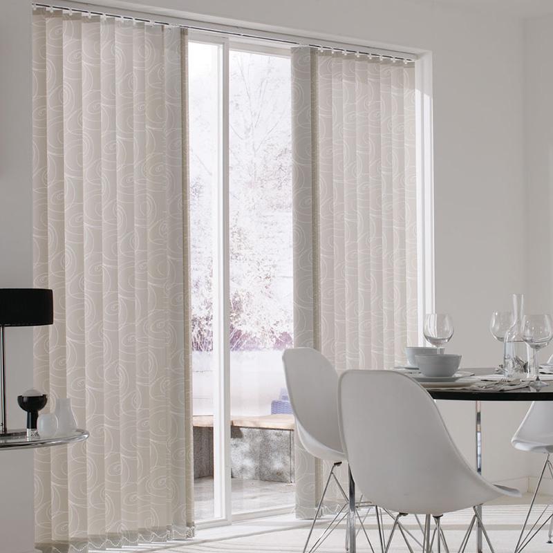 vertikal blinds banyak digunakan untuk kantor