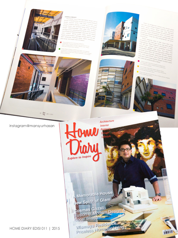 Arjuna Hotel, Batu - Home Diary 011 2015