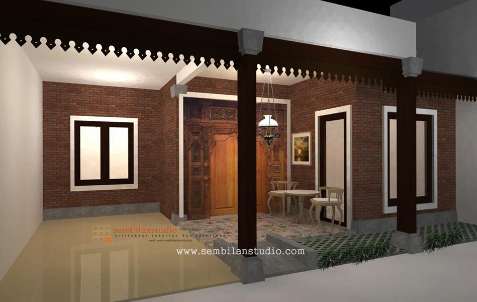 Renovasi Tampak Depan Rumah Minimalis  desain minimalis page 2 sembilanstudio